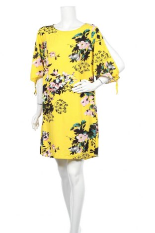 Šaty  Eksept, Velikost XL, Barva Žlutá, Viskóza, Cena  393,00Kč