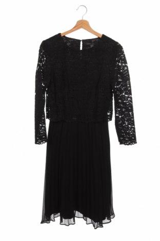 Šaty  Esprit, Velikost XXS, Barva Černá, 73% polyamide, 24% viskóza, 3% lyocell, Cena  388,00Kč