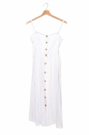 Φόρεμα Free People, Μέγεθος XS, Χρώμα Λευκό, Βαμβάκι, Τιμή 18,10€