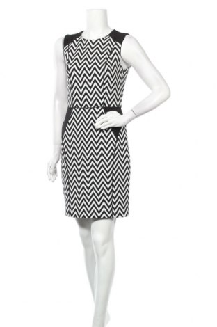 Φόρεμα H&M, Μέγεθος M, Χρώμα Μαύρο, 64% πολυεστέρας, 32% βισκόζη, 4% ελαστάνη, Τιμή 20,78€