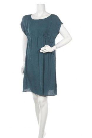Рокля H&M Mama, Размер M, Цвят Зелен, Полиестер, Цена 26,46лв.