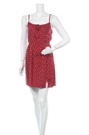 Φόρεμα Hollister, Μέγεθος M, Χρώμα Κόκκινο, Βισκόζη, Τιμή 22,81€