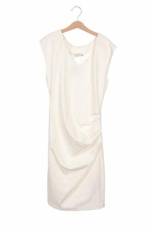 Φόρεμα Kaffe, Μέγεθος XS, Χρώμα Λευκό, 80% πολυεστέρας, 17% βισκόζη, 3% ελαστάνη, Τιμή 39,34€