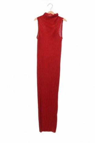 Рокля Kiomi, Размер XXS, Цвят Червен, Полиестер, Цена 26,70лв.