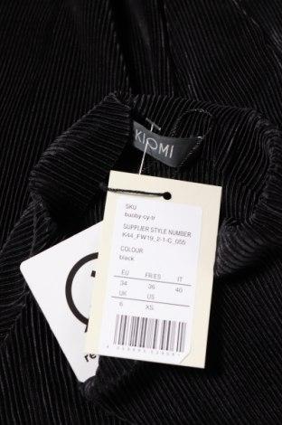 Рокля Kiomi, Размер XS, Цвят Черен, Полиестер, Цена 66,75лв.