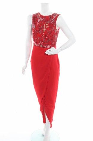 Rochie Lace & Beads, Mărime S, Culoare Roșu, 100% poliester, Preț 116,74 Lei