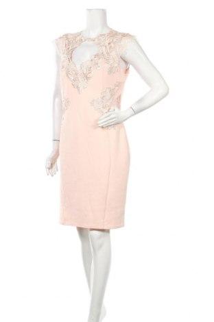 Рокля Lipsy London, Размер XL, Цвят Розов, 91% полиестер, 9% еластан, Цена 108,00лв.