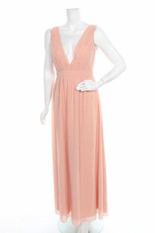 Φόρεμα Little Mistress, Μέγεθος M, Χρώμα Ρόζ , Πολυεστέρας, Τιμή 20,24€