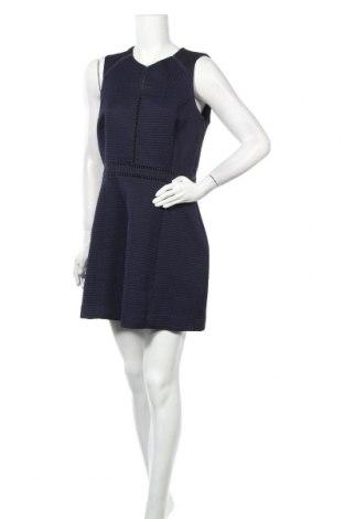 Φόρεμα Mango, Μέγεθος L, Χρώμα Μπλέ, 99% πολυεστέρας, 1% ελαστάνη, Τιμή 17,28€