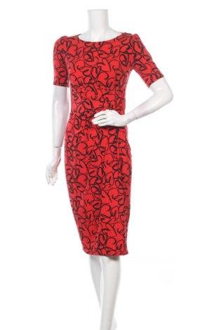 Šaty  Marks & Spencer, Velikost M, Barva Červená, 97% polyester, 3% elastan, Cena  419,00Kč