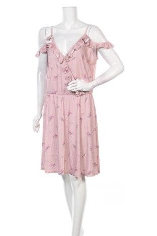 Φόρεμα Mohito, Μέγεθος L, Χρώμα Ρόζ , 96% πολυεστέρας, 4% ελαστάνη, Τιμή 25,61€