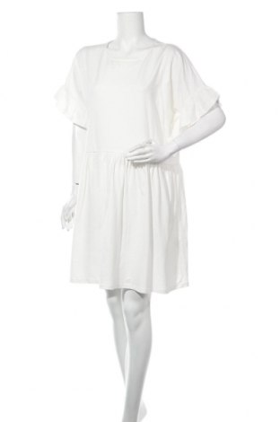 Šaty  Nly Trend, Velikost L, Barva Bílá, Bavlna, Cena  750,00Kč