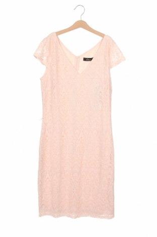 Рокля S.Oliver, Размер XS, Цвят Розов, 85% памук, 15% полиамид, Цена 30,80лв.