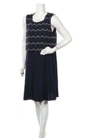 Šaty  Seraphine, Velikost XL, Barva Modrá, Bavlna, polyester, viskóza, Cena  859,00Kč
