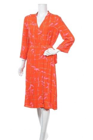 Рокля Someday., Размер M, Цвят Оранжев, Вискоза, Цена 102,17лв.