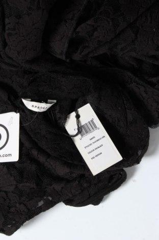 Рокля Sparkz, Размер M, Цвят Черен, 80% памук, 20% полиамид, Цена 29,23лв.