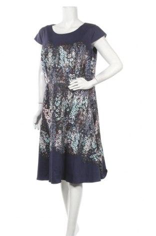 Φόρεμα Studio 8, Μέγεθος XL, Χρώμα Πολύχρωμο, 97% βαμβάκι, 3% ελαστάνη, Τιμή 87,81€