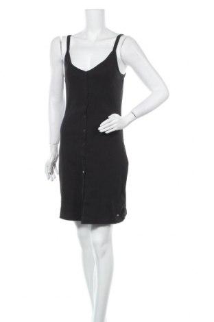 Φόρεμα Tommy Hilfiger, Μέγεθος L, Χρώμα Μαύρο, 95% βαμβάκι, 5% ελαστάνη, Τιμή 73,07€