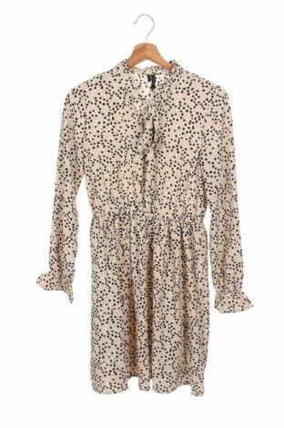 Φόρεμα Vero Moda, Μέγεθος XS, Χρώμα Εκρού, Πολυεστέρας, Τιμή 26,68€