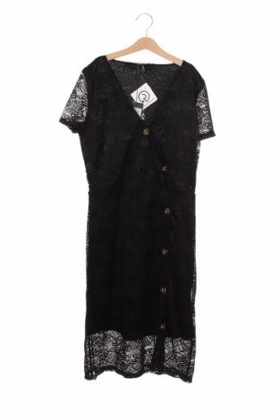 Šaty  Vero Moda, Velikost XS, Barva Černá, Polyamide, Cena  28,98Kč