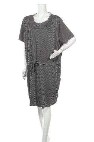 Рокля Vrs Woman, Размер 4XL, Цвят Сив, 80% модал, 20% полиестер, Цена 36,91лв.