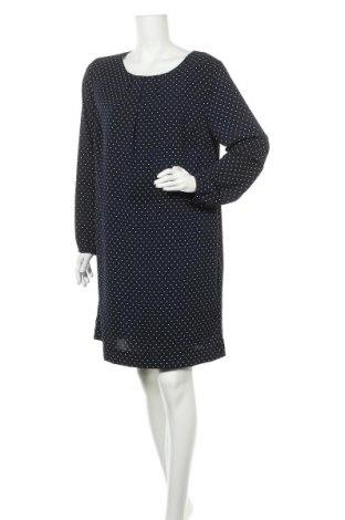 Рокля Women by Tchibo, Размер XL, Цвят Син, 97% полиестер, 3% еластан, Цена 27,30лв.