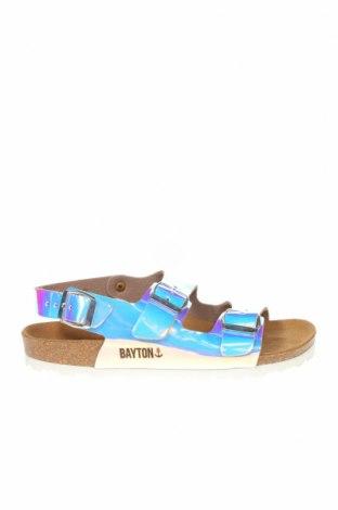 Сандали Bayton, Размер 38, Цвят Многоцветен, Еко кожа, Цена 33,84лв.