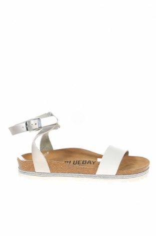 Sandály Blue Bay, Velikost 38, Barva Bílá, Eko kůže, Cena  552,00Kč