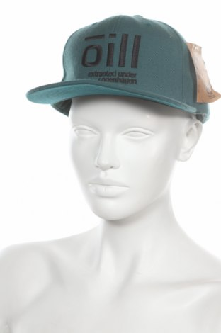 Čepice , Barva Zelená, 80%acryl, 20% vlna, Cena  424,00Kč