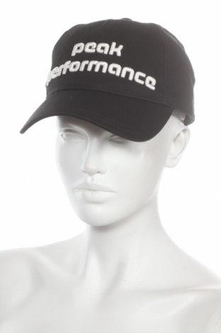 Čepice  Peak Performance, Barva Černá, Bavlna, Cena  788,00Kč