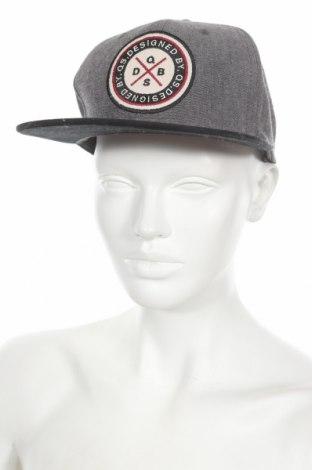 Καπέλο Q/S by S.Oliver, Χρώμα Γκρί, Βαμβάκι, Τιμή 10,72€