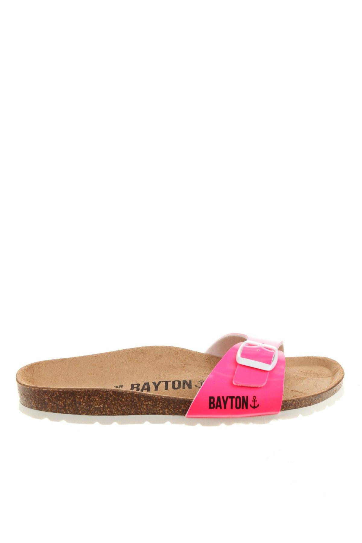 Чехли Bayton, Размер 38, Цвят Розов, Еко кожа, Цена 46,28лв.
