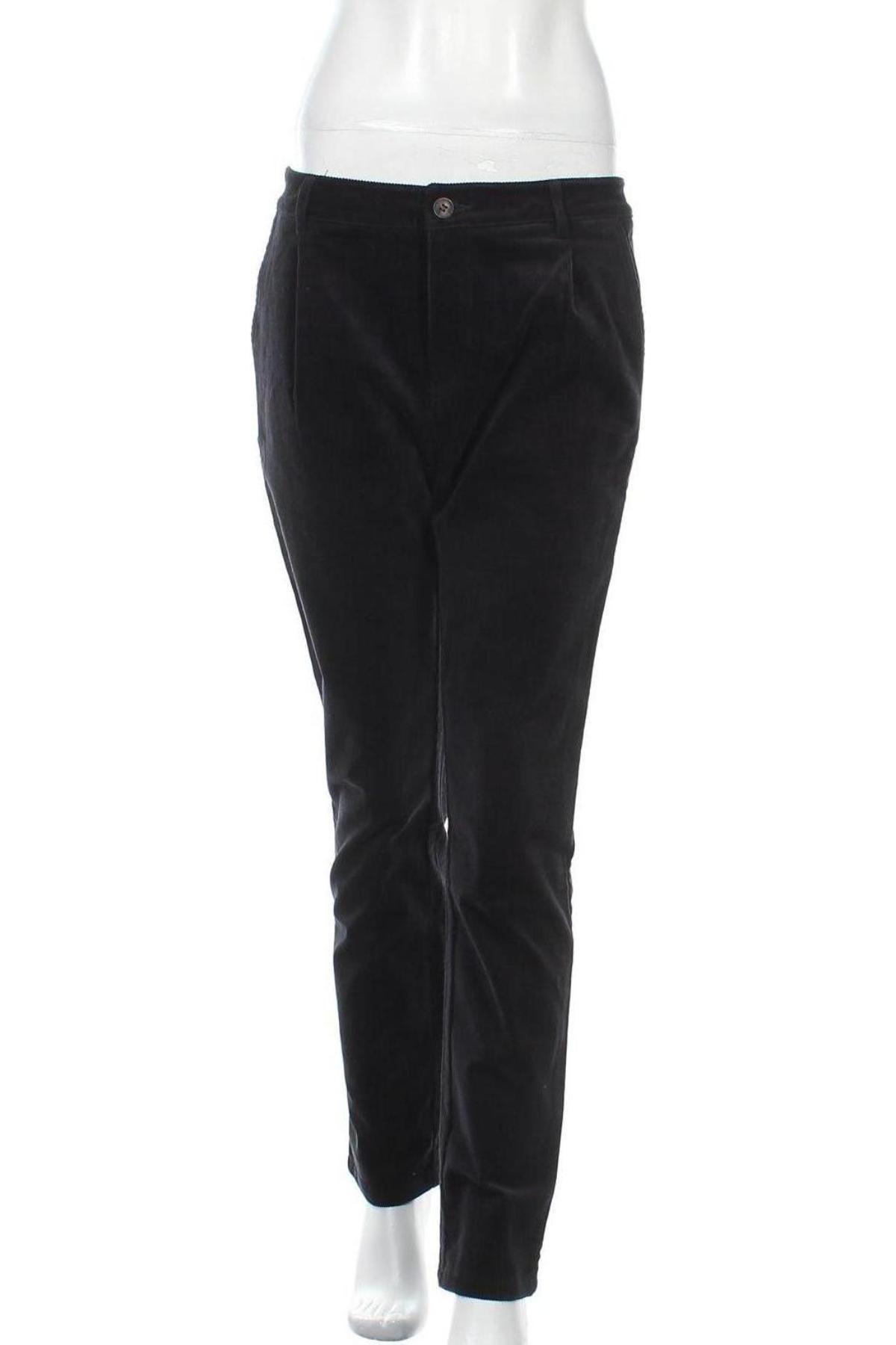 Дамски джинси See U Soon, Размер L, Цвят Черен, 97% памук, 3% еластан, Цена 26,41лв.