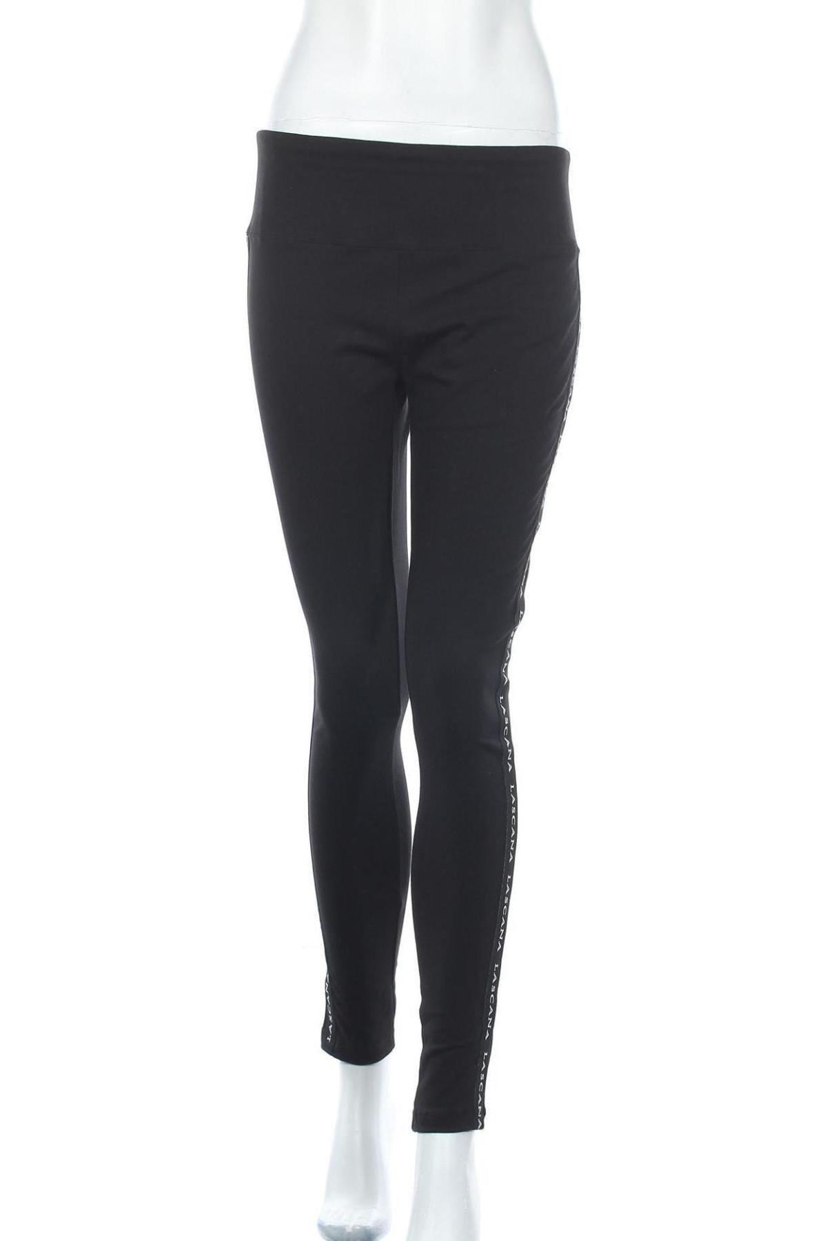 Дамски клин Lascana, Размер M, Цвят Черен, 92% памук, 8% еластан, Цена 31,50лв.