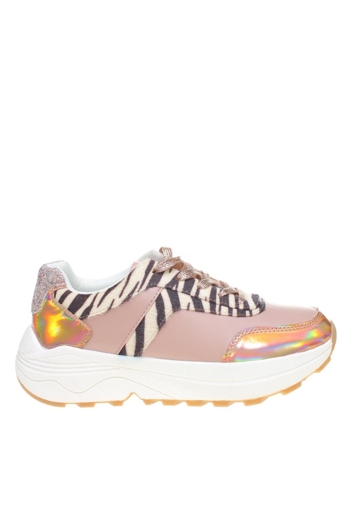 Детски обувки Friboo, Размер 37, Цвят Розов, Еко кожа, текстил, Цена 43,45лв.