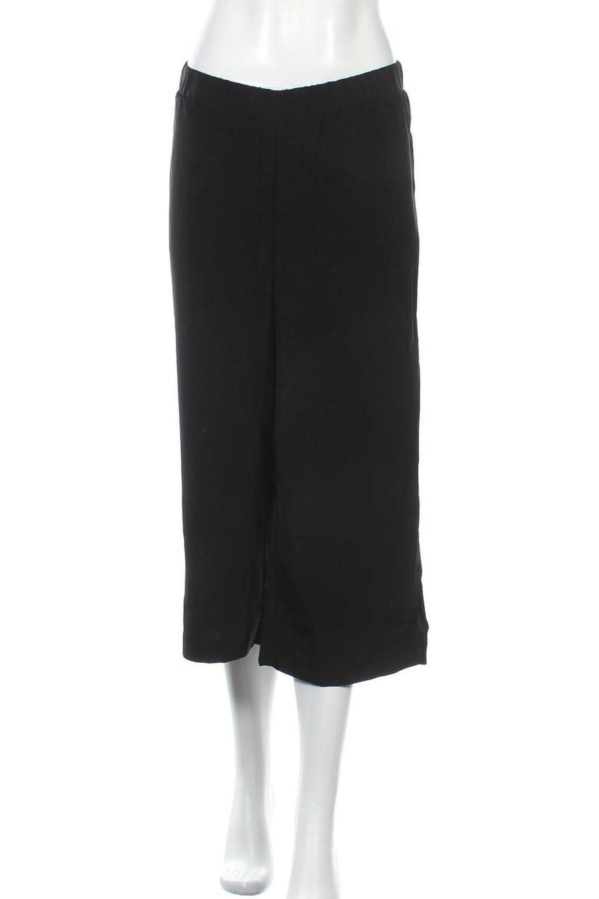 Dámské kalhoty  Mamalicious, Velikost M, Barva Černá, Polyester, Cena  300,00Kč
