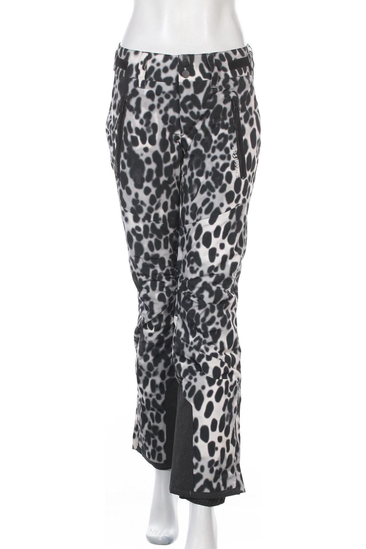 Дамски панталон за зимни спортове Chiemsee, Размер S, Цвят Черен, Полиестер, Цена 44,82лв.
