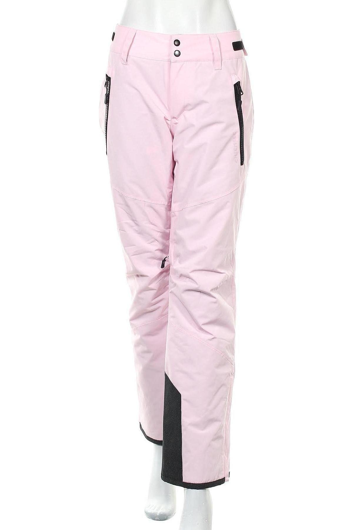 Дамски панталон за зимни спортове Chiemsee, Размер L, Цвят Розов, Полиестер, Цена 83,22лв.