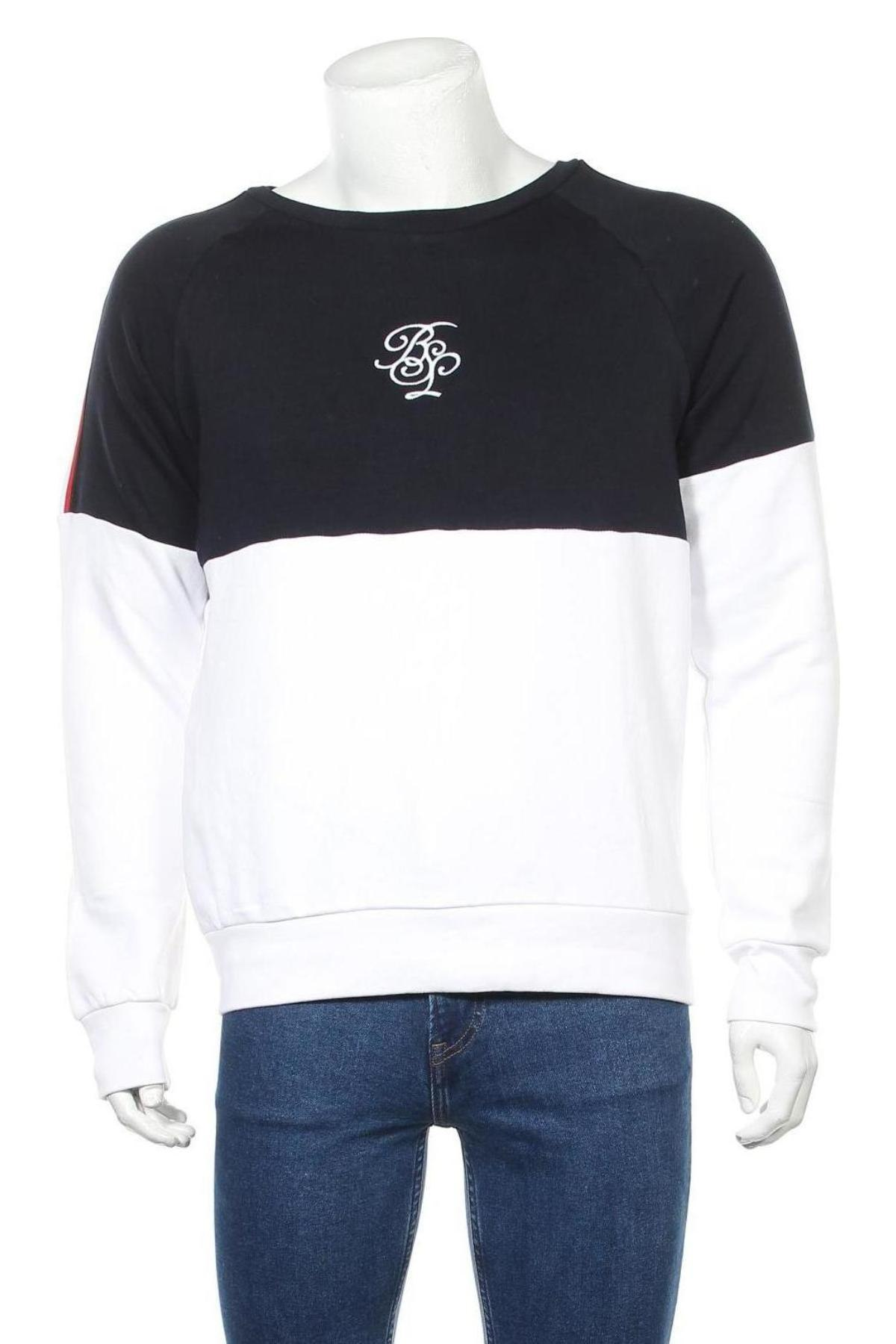Мъжка блуза Brave Soul, Размер M, Цвят Син, Цена 36,00лв.