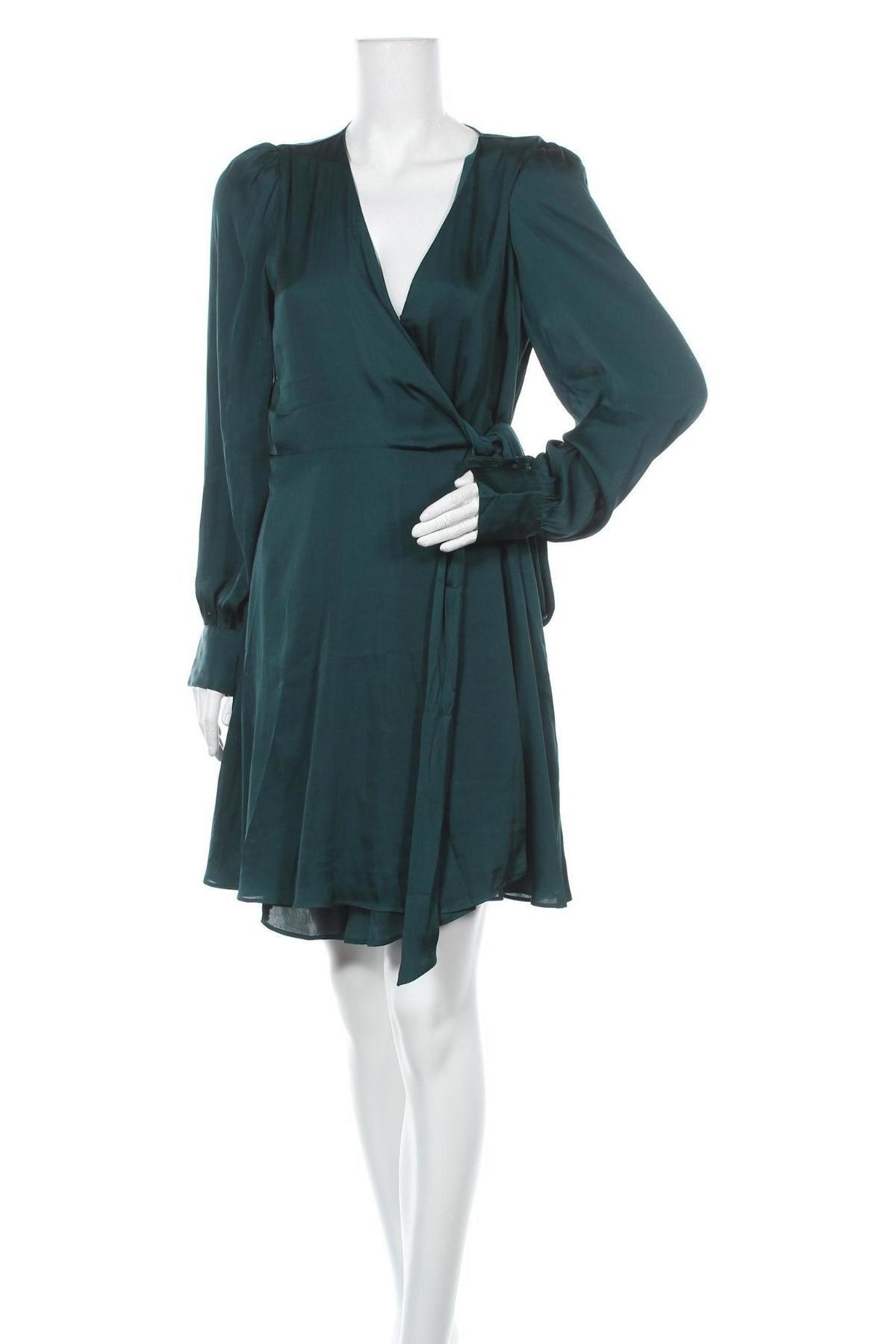 Φόρεμα Banana Republic, Μέγεθος M, Χρώμα Πράσινο, Πολυεστέρας, Τιμή 64,95€