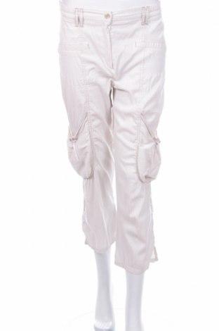 Дамски панталон, Размер M, Цвят Бял, Цена 5,51лв.