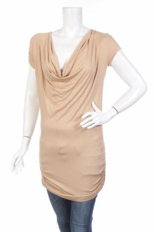 Дамска блуза Asg, Размер M, Цвят Бежов, Цена 4,40лв.