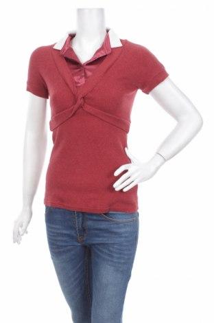 Дамска блуза B.C. Best Connections, Размер M, Цвят Червен, Цена 6,48лв.