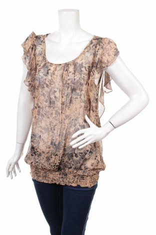 Γυναικεία μπλούζα Bon'a Parte, Μέγεθος M, Χρώμα Πολύχρωμο, Βισκόζη, Τιμή 2,71€