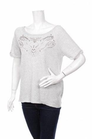 Дамска блуза H&M L.o.g.g, Размер M, Цвят Сив, Цена 7,15лв.