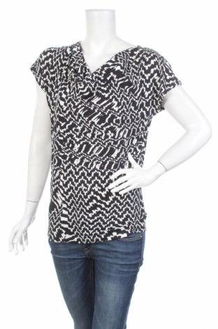 Дамска блуза Luxzuz One Two, Размер S, Цвят Черен, 95% вискоза, 5% еластан, Цена 20,70лв.