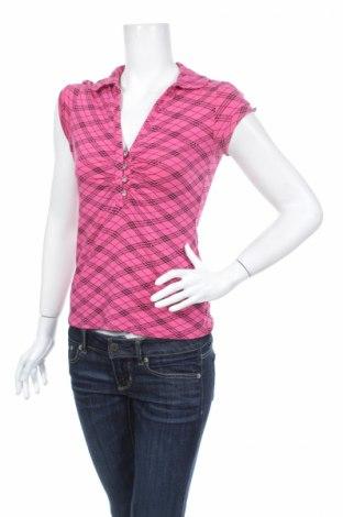 Γυναικεία μπλούζα Melrose, Μέγεθος S, Χρώμα Ρόζ , 95% βισκόζη, 5% ελαστάνη, Τιμή 2,78€