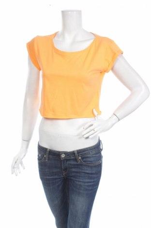Γυναικεία μπλούζα Moodo, Μέγεθος M, Χρώμα Πορτοκαλί, 100% βαμβάκι, Τιμή 4,76€