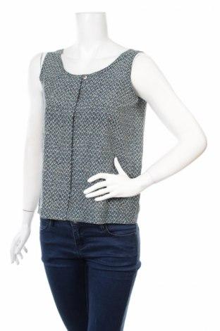Γυναικείο πουκάμισο, Μέγεθος S, Χρώμα Μπλέ, 100% πολυεστέρας, Τιμή 11,34€