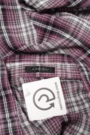 Γυναικείο πουκάμισο Amisu, Μέγεθος M, Χρώμα Πολύχρωμο, Τιμή 15,46€